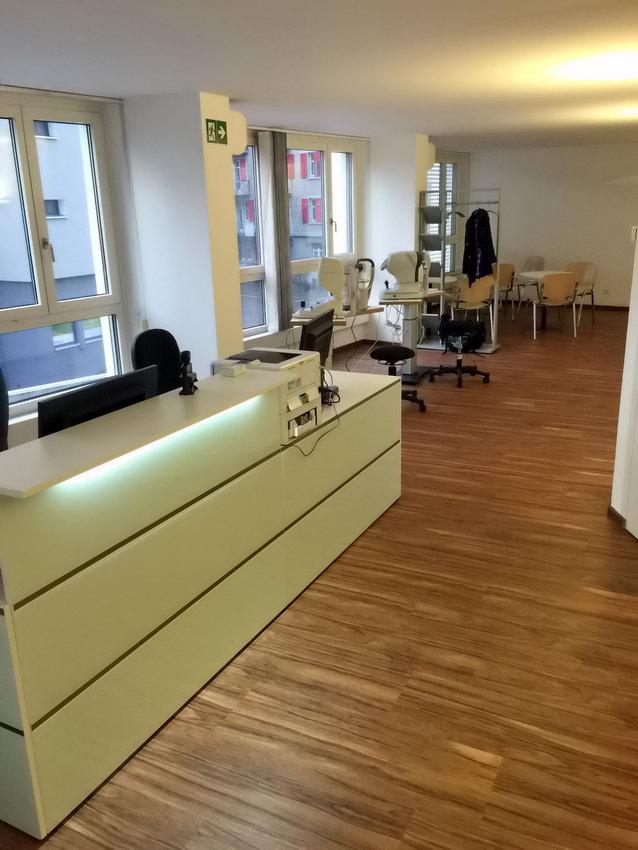 Praxis Eye Factory Zürich